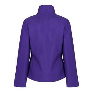 Regatta Softshell Jacka för kvinnor / damer som är i tryckt tryc