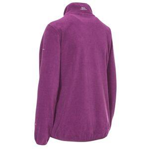 Trespass Ciaran Fleece-topp för kvinnor / damer XS Potent Purple