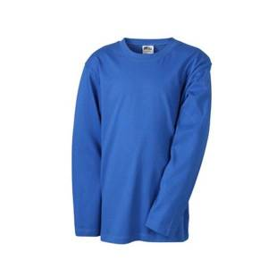 James And Nicholson Barn / Barn Medium Långärmad T-shirt S Kungs