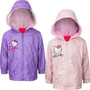 No name Hello Kitty Babyjacka Rosa 68