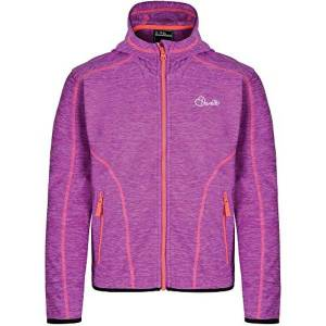 Unbranded Dare 2b childrens/kids entreat ii fleece ultra violet purple utr