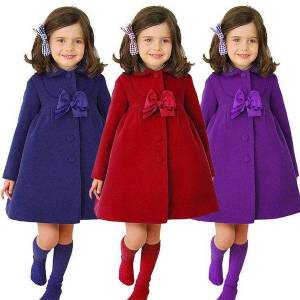 Unbranded 2-7 years kids coats