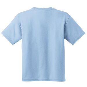 Gildan Barn-unisex mjuk stil T-shirt (paket med 2) XL Heliconia