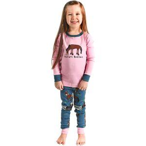 LazyOne Barn / barn betesmark Bedtime Långärmad pyjamasuppsättni
