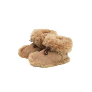 Eastern Counties Leather Baby Alex Sheepskin snörningsklänningar