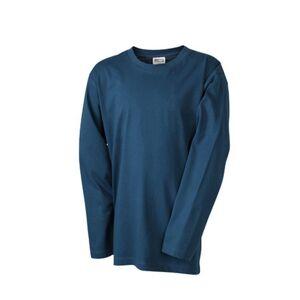 James and Nicholson Barn / barn Medium långärmad T-shirt L Bensi
