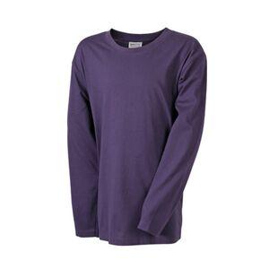 James and Nicholson Barn / barn Medium långärmad T-shirt L Auber