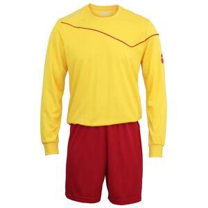 Lotto Pojkar fotbollsport kit långärmad Sigma (Full Kit skjorta