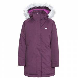 Trespass Childrens Girls Fame Waterproof Parka Jacket 3-4 Years