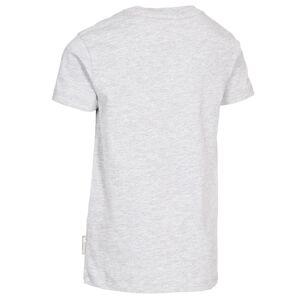 Trespass Barn-pojkar Awestruck kortärmad T-shirt 3-4 Years Grå M