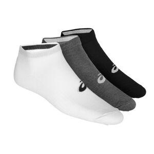 Asics 3ppk Ped Sock 155206-0701 Flerfärgad 48
