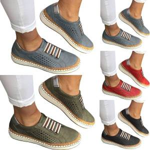 Unbranded Unisex summer mesh patchwork single-layer shoes