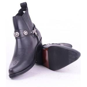 Unbranded Western boots bullhead cracy hours gringo