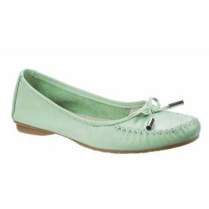 Unbranded Riva womens/ladies ceres lace up shoe mint utfs5950