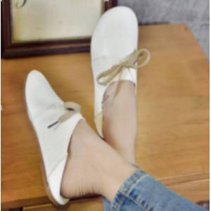 Unbranded European style woman casual driving shoes round head small w
