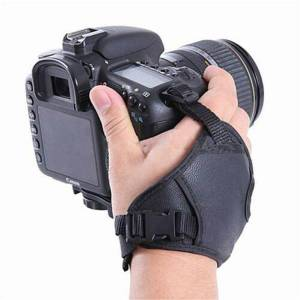 Unbranded Dslr camera leather grip wrist hand strap universal professional