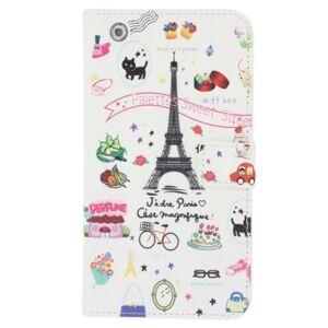 Nexus Google Nexus 6 Plånboksfodral Paris Symboler