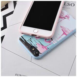 Your Case iPhone 7   Designskal med Kaktus eller flamingo på!