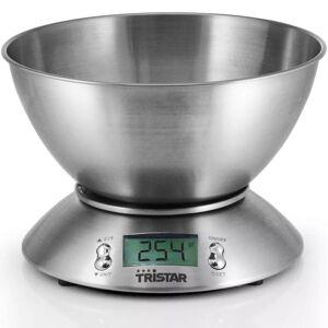TriStar Köksvåg 5 kg med skål