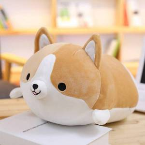 Unbranded Soft doll plush toy stuffed cartoon pillow cushion kids present