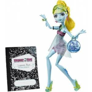 Monster high - 13 wishes lagoona blue