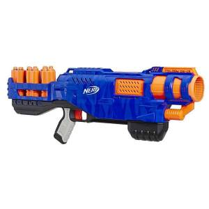 Unbranded Nerf - n-strike elite trilogy ds-15