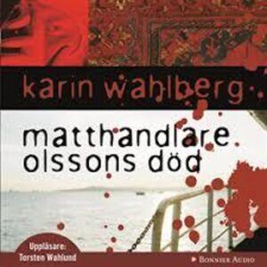 DVD Matthandlare Olssons Död (ljudbok)