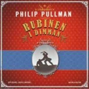 No name Rubinen I Dimman - Ljudbok - Av Philip Pullman