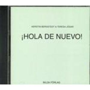 Bilda förlag Hola De Nuevo! Cd 9789157477569