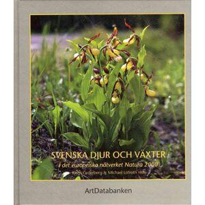Svenska djur och växter i det europeiska nätverket 9789188506221