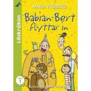 Babian-Bert flyttar in 9789188577559