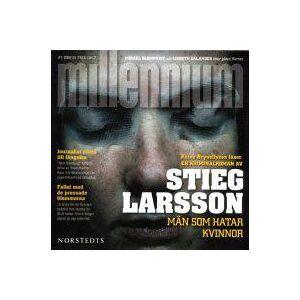 Stig Larsson - Män som hatar kvinnor - ljudbok