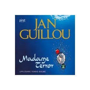 Madame Terror - JAN GUILLOU  - Ljudbok