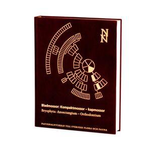 Bladmossor : kompaktmossor - kapmossor. Bryophyta 9789188506658
