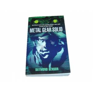 Unbranded Metal gear solid pocketbok
