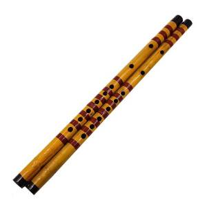 Unbranded Traditional long bamboo flute clarinet student musical instrumen