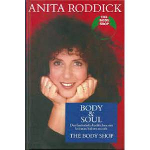 Unbranded Body and soul : the body shop 9789134512757