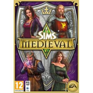 Unbranded The sims: medieval (medeltiden) - collectors edition - pc / mac