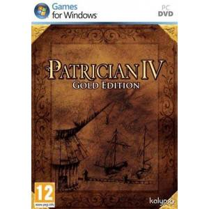 Unbranded Patrician iv - gold edition (pc dvd)