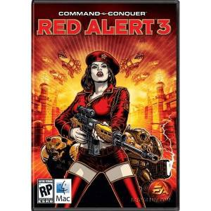 Unbranded Command & conquer: red alert 3 - mac