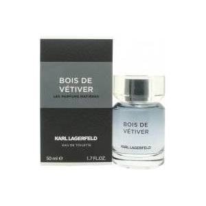 Karl Lagerfeld Bois De Vetiver Eau De Toilette 50ml Sprej