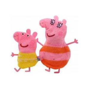 Peppa Pig Mummy & Me Tvättvantar - 10