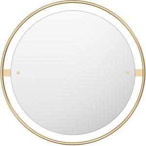 Menu Nimbus Spegel Ø60, Polerad Mässing