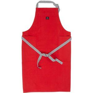 Lexington Canvas Förkläde 80x105 cm, Röd