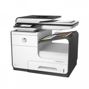 HP PageWide Pro 477dw - Multifunktionsskrivare