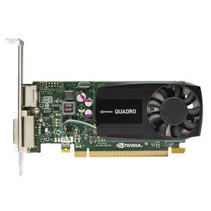 HP NVIDIA Quadro K620 grafikkort på 2 GB