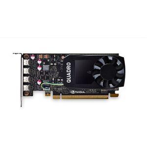 HP NVIDIA Quadro P1000 4GB-grafikkort