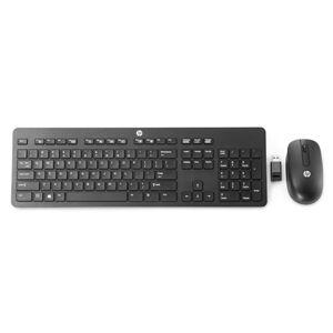 HP Slim trådlöst tangentbord och mus