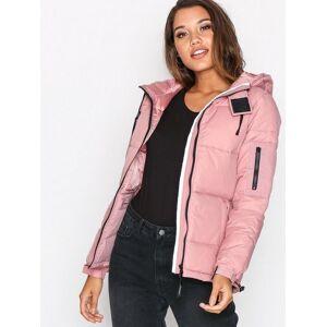 D Brand Eskimå Down Jacket Dunjackor Dusty Pink