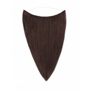 Rapunzel Of Sweden Hairband Hair Extensions Chocolate Brown